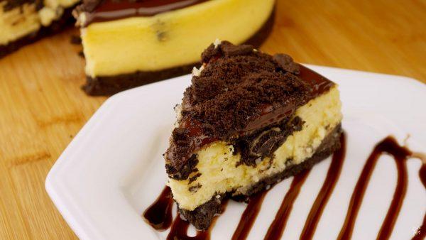 Como Fazer Cheesecake Oreo