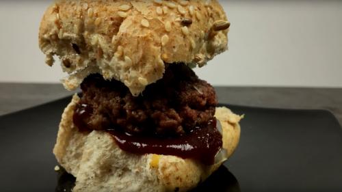 Mini Barbecue Burger