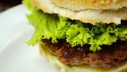Hambúrguer de Alho