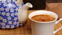 Cappuccino em Pó