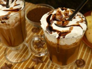 Frappuccino de Chocolate