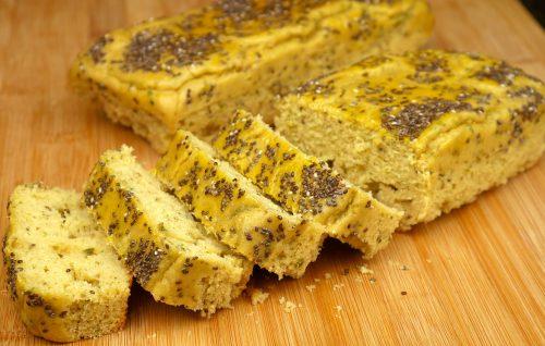 Pão sem Glúten e Lactose