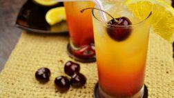 Screwdriver & Vodka Sunrise
