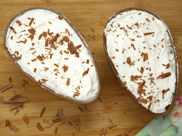 Como Fazer Ovo de Marshmallow
