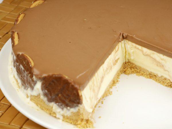 Como fazer Torta Holandesa de Sorvete