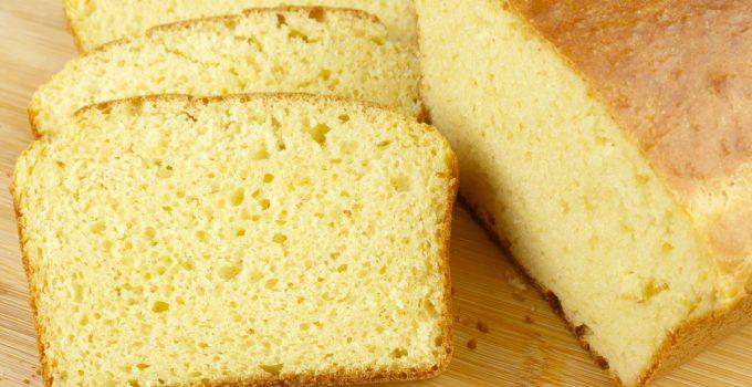 Pão de Forma sem Sova