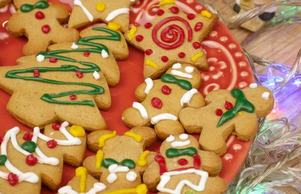 Como fazer Biscoito Natalino - Gingerbread