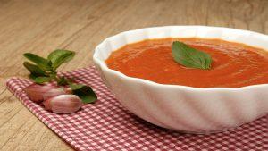 Molho de Tomate Simples