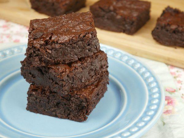 Como fazer Brownie sem Farinha
