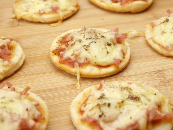 Como fazer Mini Pizza