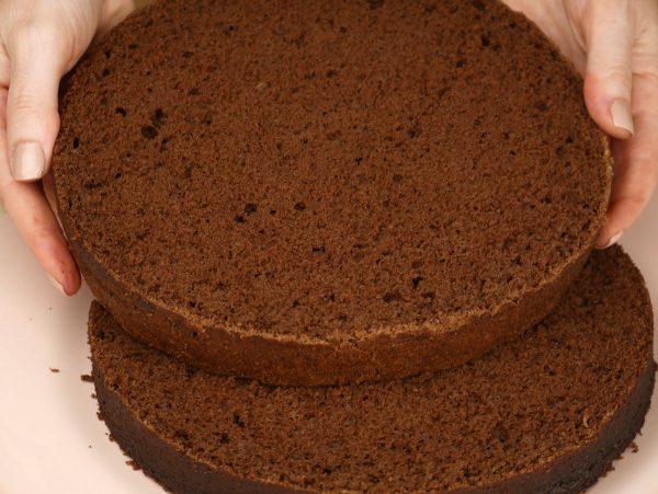 Como fazer Pão de Ló de Chocolate