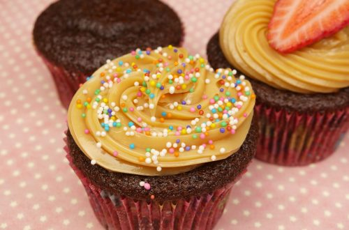 Massa para Cupcake