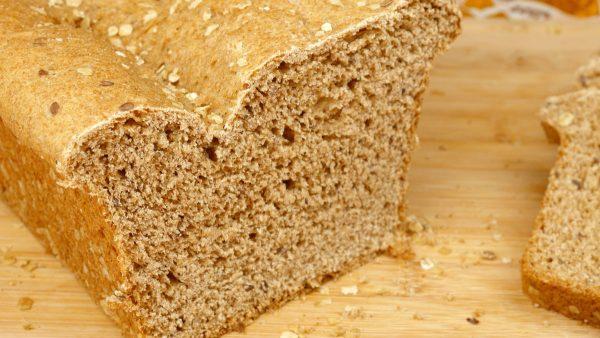 Como fazer Pão de Forma 100% Integral