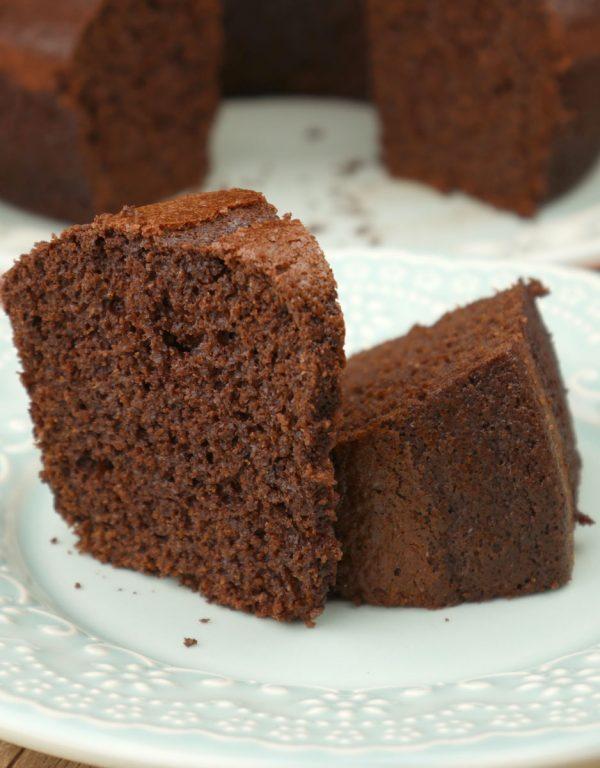 Como fazer Bolo Integral de Chocolate