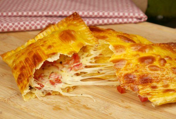Como fazer Pastel de Pizza de Forno