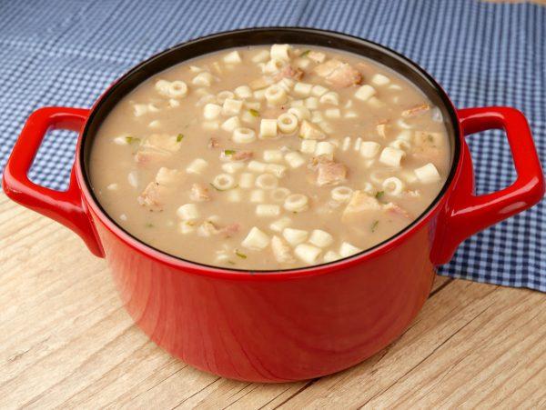 Como fazer Sopa de Feijao