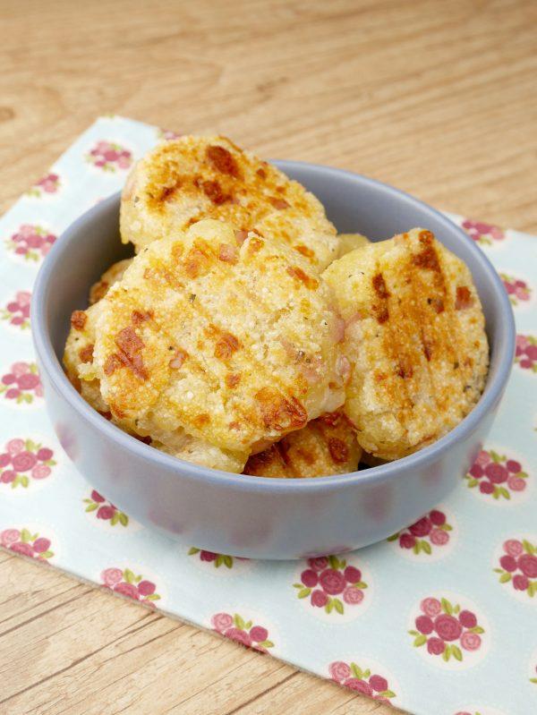 Como fazer Pãozinho de Tapioca