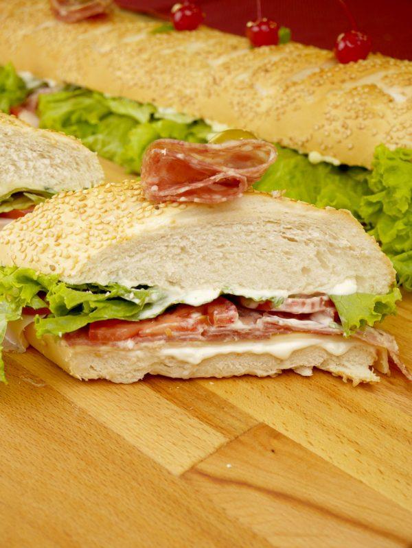 Como fazer Sanduíche de Metro para Festas