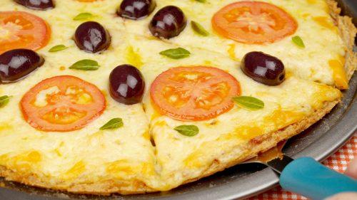 Pizza de Pão Velho