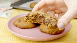 Cookies de Nutella
