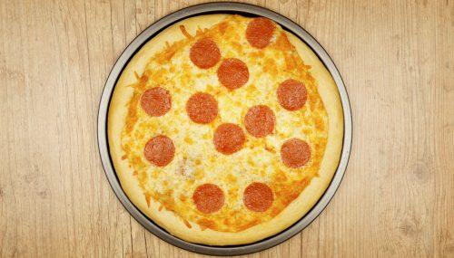 Pizza Pan do Pizza Hut