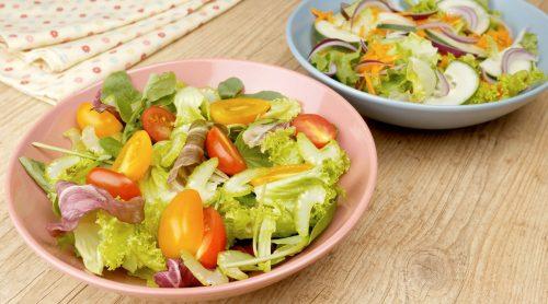 2 opções de Molhos e Saladas